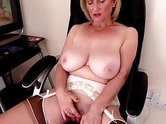 This week watch me play as I watch live porn I just love watching a cock fucking my pussy gets so wet and when he fucks her ass it really turns me on I cannot help but talk totally dirty I was so turned on watching his cock piercing not only her cunt but her ass and as you can see from my wet hole that pussy was so turned on all it needed was a nice big cock to fuck it.I have such an amazing wank just like you guys the only difference is I wank my pussy and you wank your cock and I suppose you get to shoot spunk.